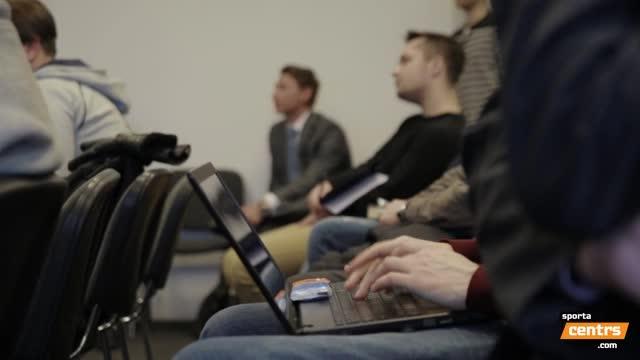 Video: ''Ziemas kausa'' noslēguma preses konferences apskats (18.feb.)