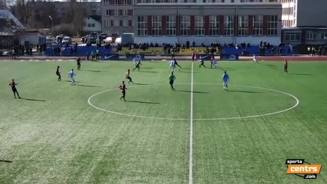 Video: Riga FC - FK Jelgava 1:1 (spēles labākie momenti)