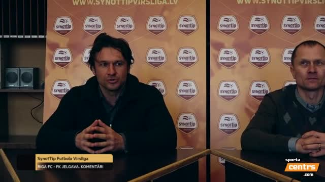 Video: Riga FC - FK Jelgava 1:1 (pēcspēles komentāri)