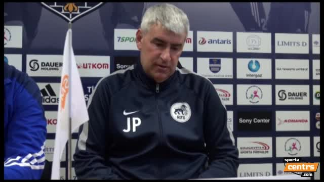 Video: BFC Daugavpils - RFS 1:0 preses konference (3.apr.)