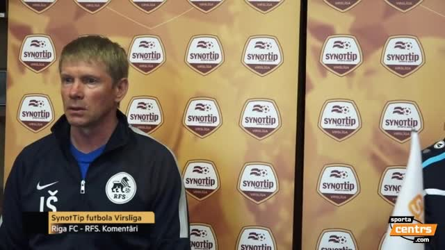 VIDEO: Riga FC - RFS 0:0 preses konference (17.apr.)