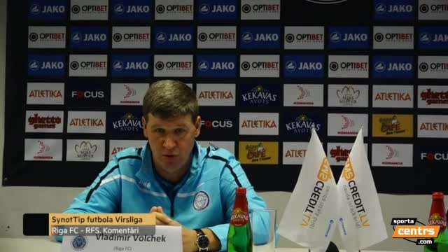 VIDEO: Riga FC - RFS 1:0 preses konference (14.aug.)