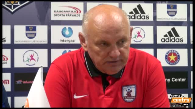 VIDEO: BFC Daugavpils - FK Jelgava 0:0 preses konference (24.aug.)
