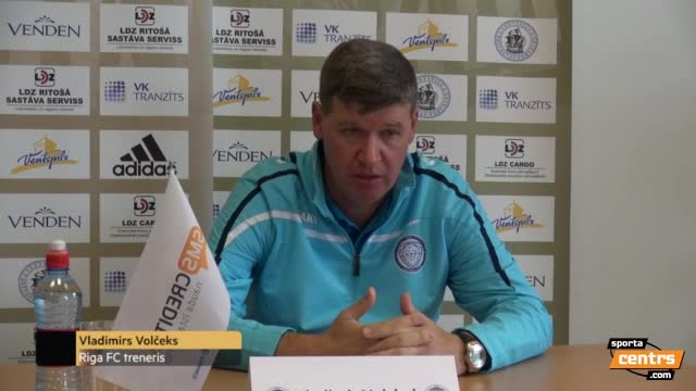 VIDEO: FK Ventspils - Riga FC 1:0 preses konference (17.sep.)