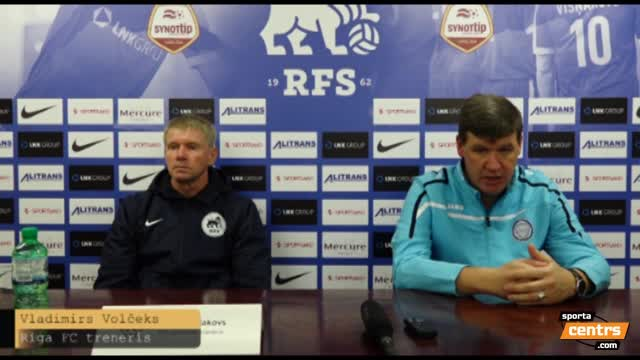 VIDEO: RFS - Riga FC 0:0 preses konference (16.okt.)