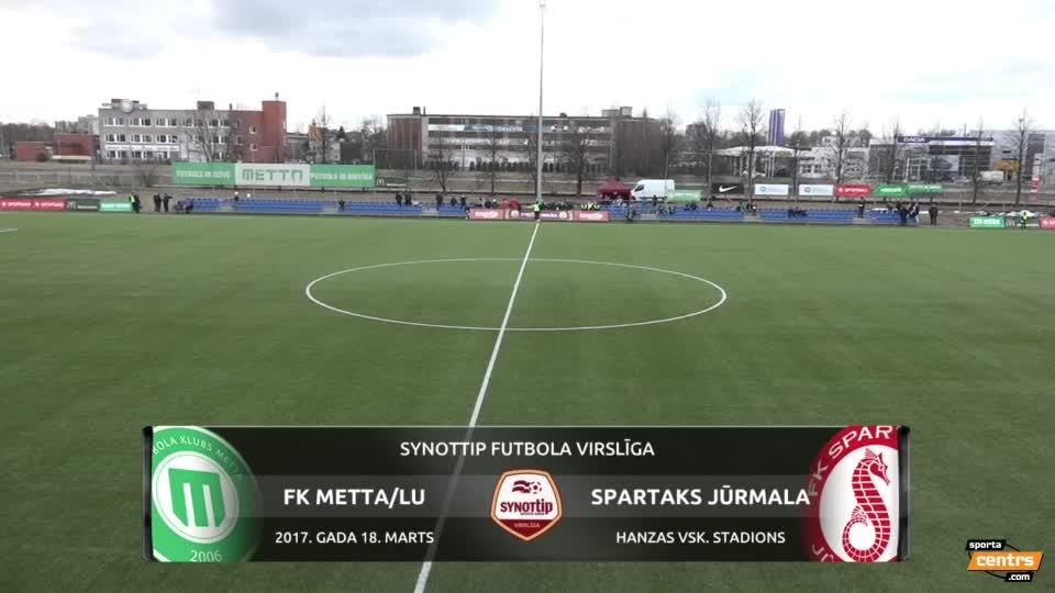 VIDEO: SK Babīte/Dinamo - FK Metta/LU 1:2 spēles momenti (29.apr.)