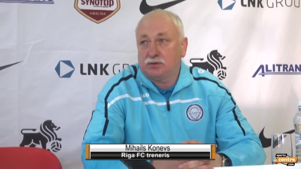 VIDEO: RFS - Riga FC 0:1 preses konference (22.apr.)