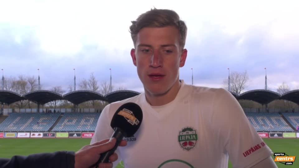 VIDEO: FK Liepāja/Mogo - Spartaks Jūrmala 1:3 preses konference (29.apr.)