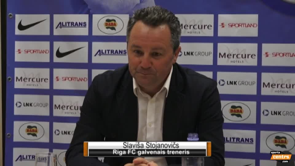 VIDEO: RFS - Riga FC 1:1 preses konference (21.aug.)