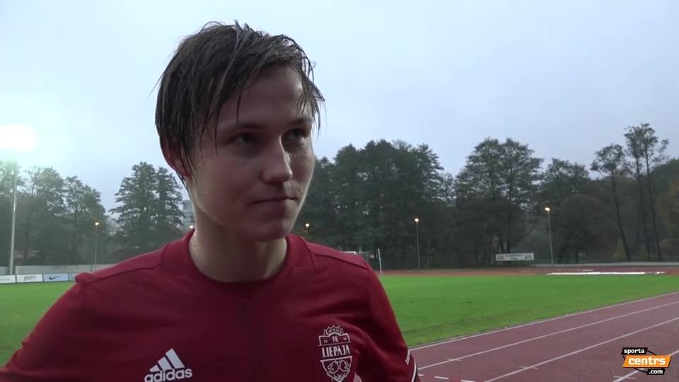 VIDEO: RFS - FK Liepāja/Mogo 1:2 preses konference (14.okt.)