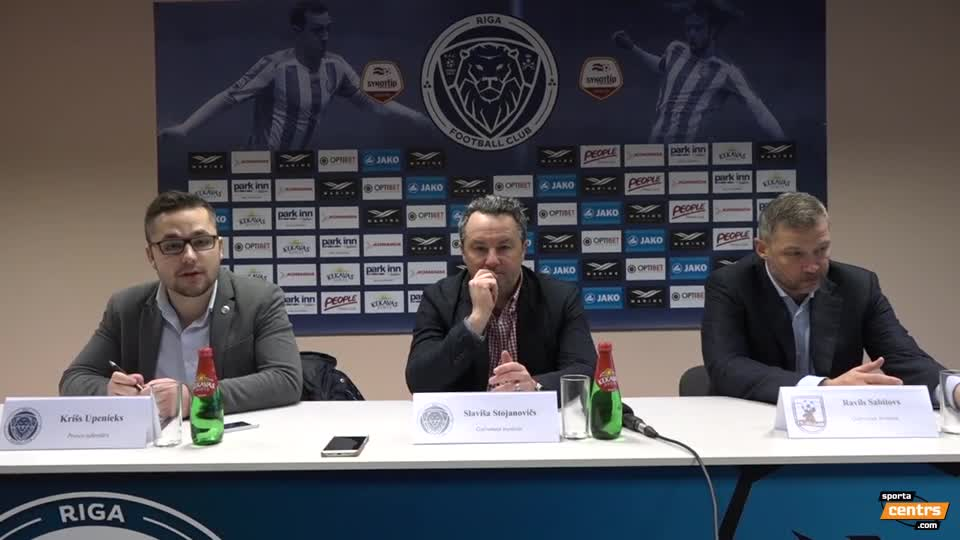 VIDEO: Riga FC - FK Jelgava 2:2 preses konference (28.okt.)